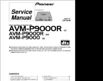 diagramas y manuales de servicio de autoradio (potencias, radios y Pioneer Deh 2900mp Wiring Diagram avm p9000 pdf avm p9000r pioneer deh p2900mp wiring diagram