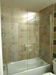 tub shower glass 4 tile showers with doors tiled door pictures exquisite how to and walls drop in tub and shower combo with
