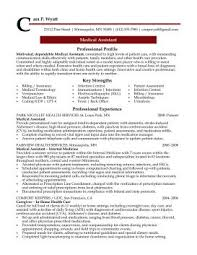 resume examples templates sample medical assistant employment education  skills graphic diagram work experience templates for -