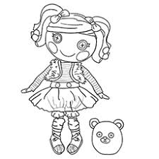 Small Picture Lalaloopsy Coloring Pages Pdf Coloring Pages Ideas