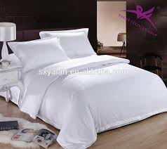 cotton bed sheets. Contemporary Bed Wholesale White Cotton Hotel Luxury Bedding Set Bed Sheet Sheets  Manufacturer In China  Buy SetBed SetBedding Product On  Intended C
