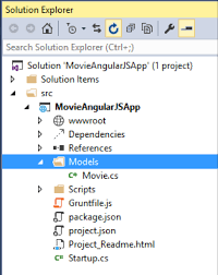 ASP.NET 5 and AngularJS Part 2, Using the MVC 6 Web API | Stephen ...