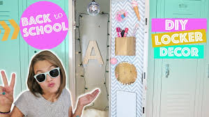 back to school diy locker decor and organization how to diy ideas s kids cooking and crafts