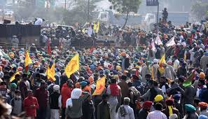 Farmers' Protest: Defence Minister Rajnath Singh To Lead Talks With Farmers.  - Live India