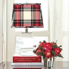 plaid lamp shade tartan lampshades red tartan chandelier lampshade plaid