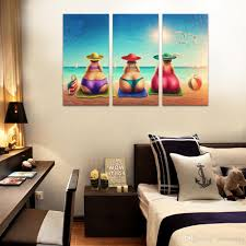canvas wall art lady