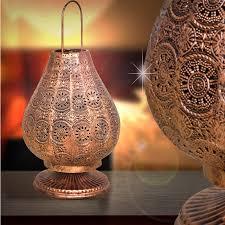 oriental lighting. Oriental Table Light ↥360mm/ Orient/ Copper/ Metal/ Night Lamp Arabic Moroccan Bedside Lighting