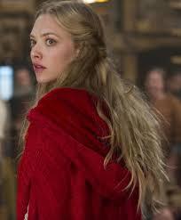 amanda seyfried slips into red riding hood