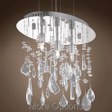 swarovski crystal lighting. Modren Lighting JM Arctic Design 3 Light 14 For Swarovski Crystal Lighting