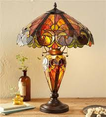 main image for inspired stained glass lamp