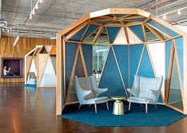 dezeen cisco offices studio. Cisco Offices By Studio O+A Features Wooden Meeting Pavilions Dezeen O