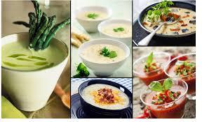 alle soorten soepen