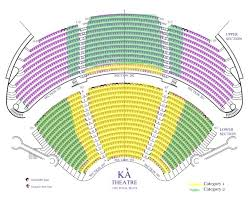 Mgm Grand Garden Arena Seating Chart With Rows Interactive