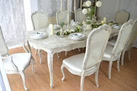 shabby chic dining room furniture. Shabby Chic Chair Delectable Charming French Antique Dining Chairs  Furniture Lovable Table And Pads Shabby Chic Dining Room Furniture R