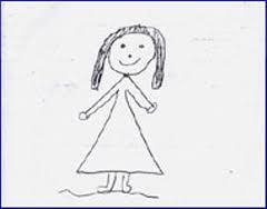 Resultado de imagen de para dibujar un niño mal hecho