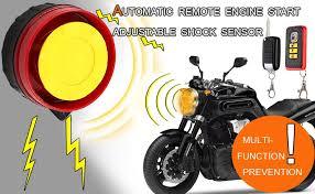 BlueFire 12V <b>Universal Motorcycle</b> Alarm System: Amazon.co.uk ...