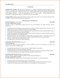 Glitzy Administrative Assistant Resume Sample Tomyumtumweb Com