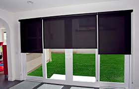 exterior ideas medium size awesome patio door roller shades grande room aluminum rollers replacement sliding