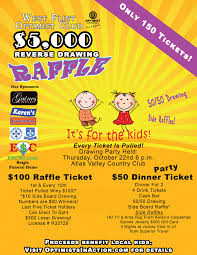 west flint optimists hosts th annual reverse raffle click here to the flyer or here to the press release