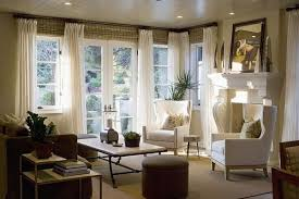 Living Room Window Treatments Decorating Ideas Curtain Ideas For Living Room  Bay Windows Living Room Picture Window Curtains
