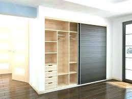 bedroom wardrobe systems sliding doors door with track wardrob