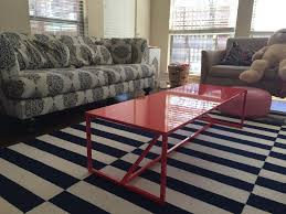 blu dot strut coffee table blu dot tables smart furniture