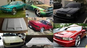 chevrolet impala ss caprice91 92 93 94 95 96 funtional hood
