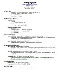 How To Make Professional Resume For Free How To Make A Resume F How To Make Professional Resume For Free 1