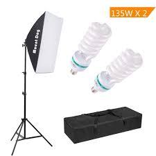 Professional Photography Studio Lighting Equipment