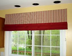 two diffe window treatments in the same room