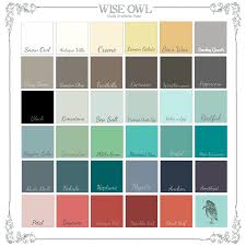 Welcome Wise Owl Chalk Synthesis Paint In 2019 Chalk
