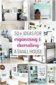 decorating a small house townhouse