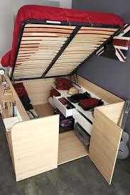 closet under bed bed with storage mini closet under bed closet behind bed ikea