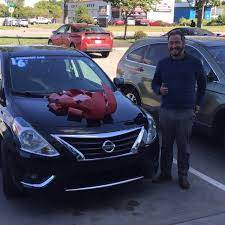 Thank You Ralph For Buying Your Nissan Versa From Us Here At Lawrence Kia And Me Robert Nissan Versa Kia I Robert