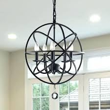 groovy large glass globe pendant light as though inc 5 foyer clear vase excellent modern white