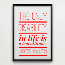 9 Inspirational Quotes On Overcoming Disability 101 Mobility
