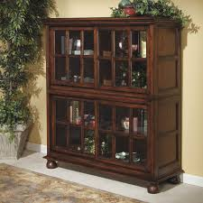 bookcases brown wooden bookcase with sliding glass doors on fl pattern carpet altra aaron lane bookcase