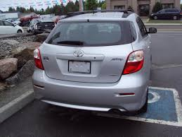 Used 2010 Toyota Matrix AWD in Rivière-du-Loup - Used inventory ...