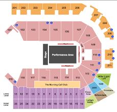 Ppl Center Seating Chart Wwe Nhl Preseason Tickets Ppl Center Seating Chart Cirque