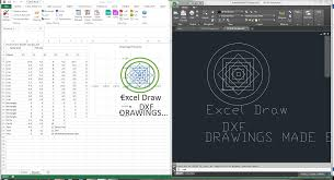 3d graphing tool excel draw create and draw dxf files inside excel
