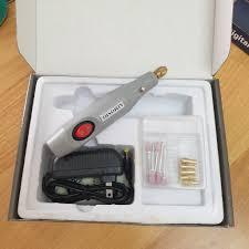 Bộ Máy Khoan Mini Cầm Tay Khoan Mạch Điện Tử Khắc Mài Trang Sức 12V - Máy  mài, máy cắt