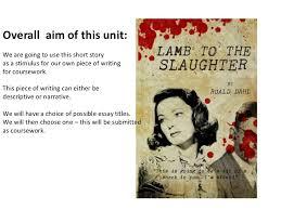 lamb slaughter critical essays gq lamb slaughter critical essays