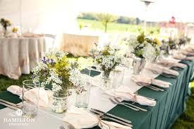 Mason Jar Table Decorations Wedding Table Centerpiece For Wedding Reception Medium Size Of Wedding 16