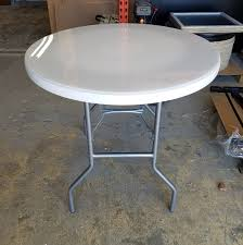 36 round folding glow table share this