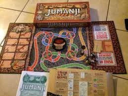 Jumanji Wooden Board Game Jumanji board game Games Toys in Tucson AZ 89