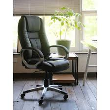 high back massaging black leather executive office chair with silver base. stunning design for black leather executive office chair 103 flash furniture high back massaging with silver base e