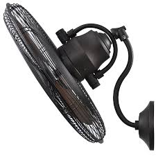 outdoor wall mount fans. Perfect Fans Allen  Roth 18in 3Speed Oscillation Fan And Outdoor Wall Mount Fans L