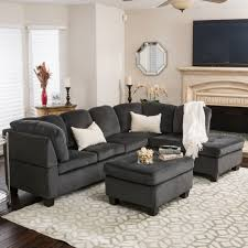 sitting room furniture ideas. Canterbury 3-piece Fabric Sectional Sofa Set By Christopher Knight Home | Overstock.com Shopping - The Best Deals On Sofas Sitting Room Furniture Ideas