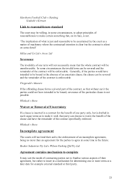 When Not To Sign A Severance Agreement Beautiful Severance Agreement ...