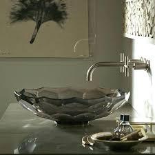 kohler vessel sinks glass sink artist by design necessities